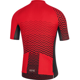 GORE WEAR C3 Jersey Men red/black